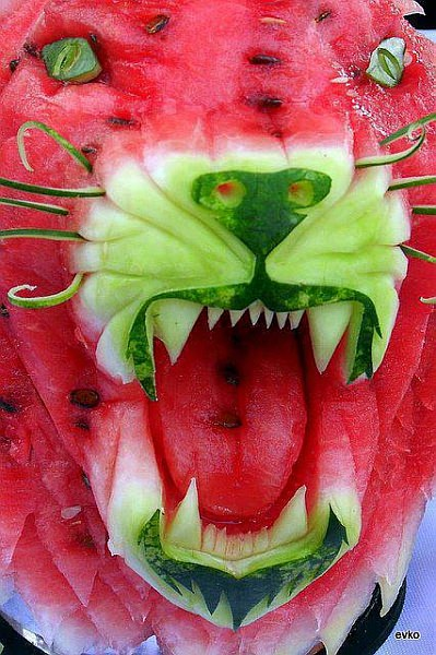 Melony, yet deadly.