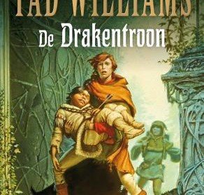 The Dragonbone Chair: The new Dutch edition with the classic cover artwork by Michael Whelan