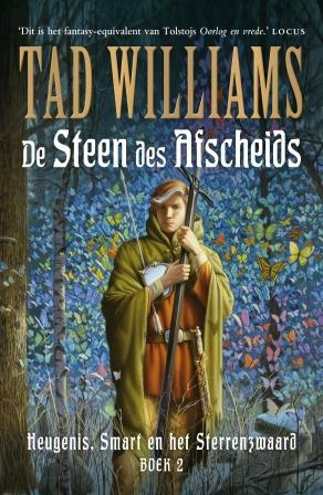 Stone of Farewell: The new Dutch edition with the classic cover artwork by Michael Whelan