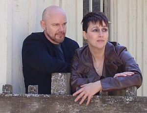 Tad Williams and Deborah Beale